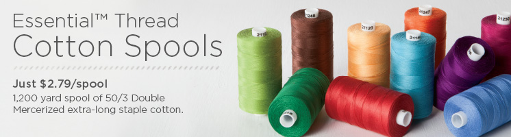 Essential Cotton Quilting Thread