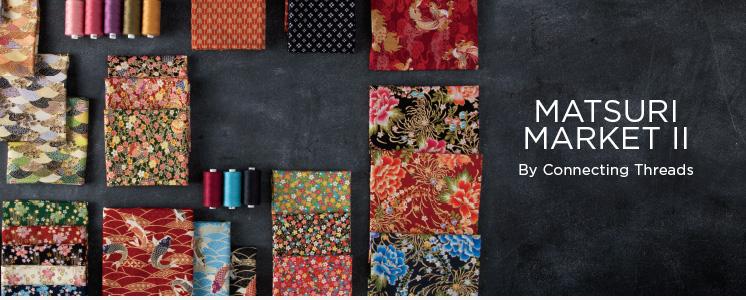 Matsuri Market II Fabric Collection