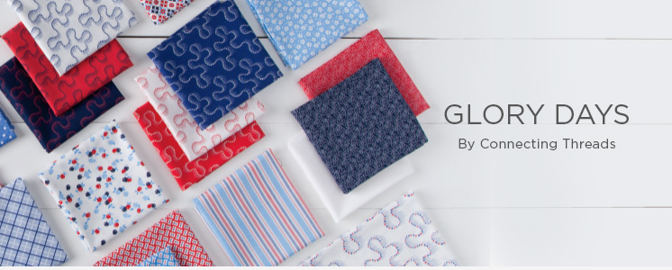 Glory Days Fabric Collection