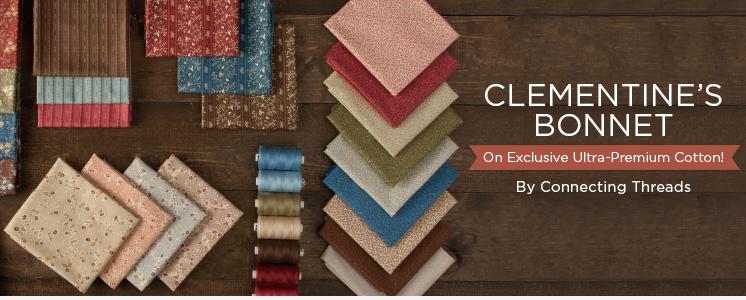 Clementine's Bonnet Fabric Collection
