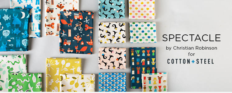 Spectacle Fabric Collection