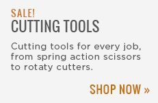Cutting Tool Sale