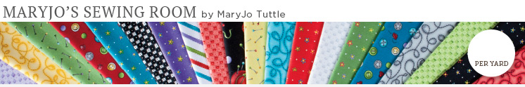 MaryJo's Sewing Room