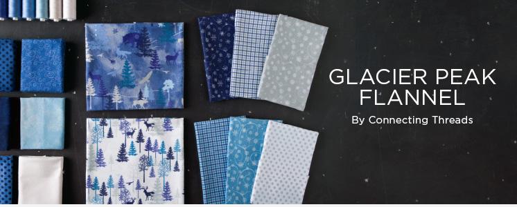 Glacier Peak Flannel Collection