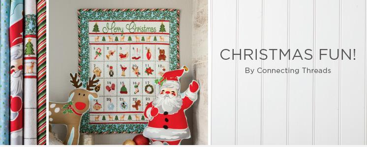 Christmas Fun! Fabric Collection