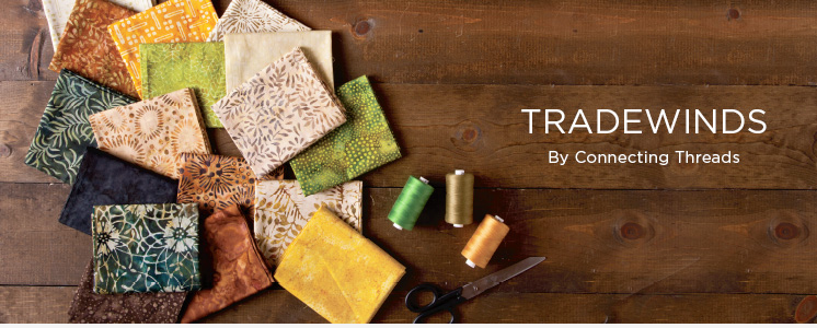 Tradewinds Fabric Collection