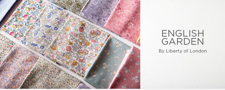 English Garden Quilting Fabric Collection