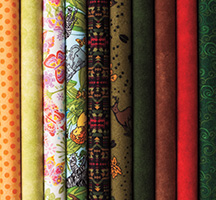 Quilter's Candy Flannel Quilting Fabric