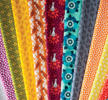 Rhoda Ruth Quilting Fabric