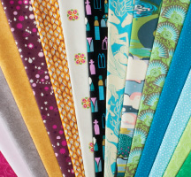 Fibs & Fables Quilting Fabric
