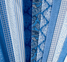 Winter Rhapsody Quilting Fabric