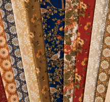 Spiced Potpourri Quilting Fabric