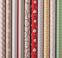 Emma & Myrtle Quilting Fabric