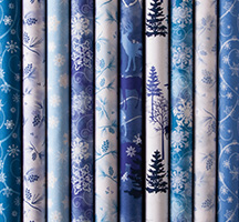 Glacier Peak Quilting Fabric