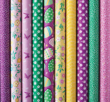 Eggstraordinary Quilting Fabric