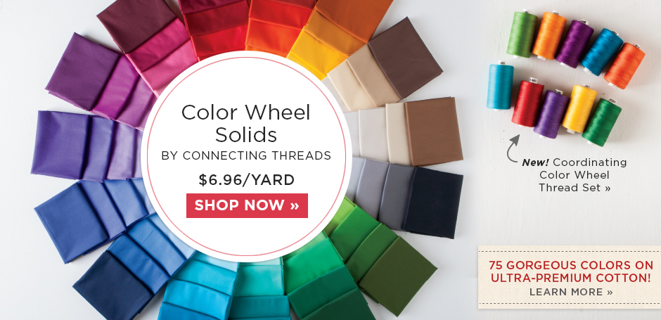 Color Wheel Solids
