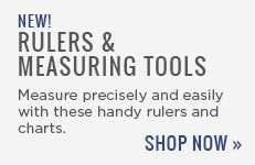 New Rulers and Measuring Tools