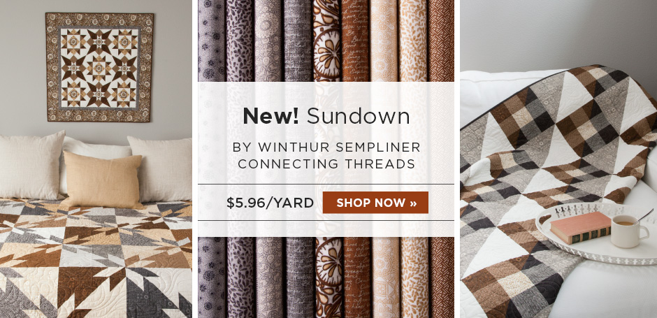 Sundown Quilting Fabric Collection