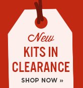 New Kits in Clearance