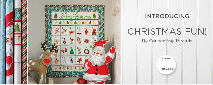 Christmas Fun! Fabric Collection