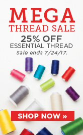 Mega Thread Sale
