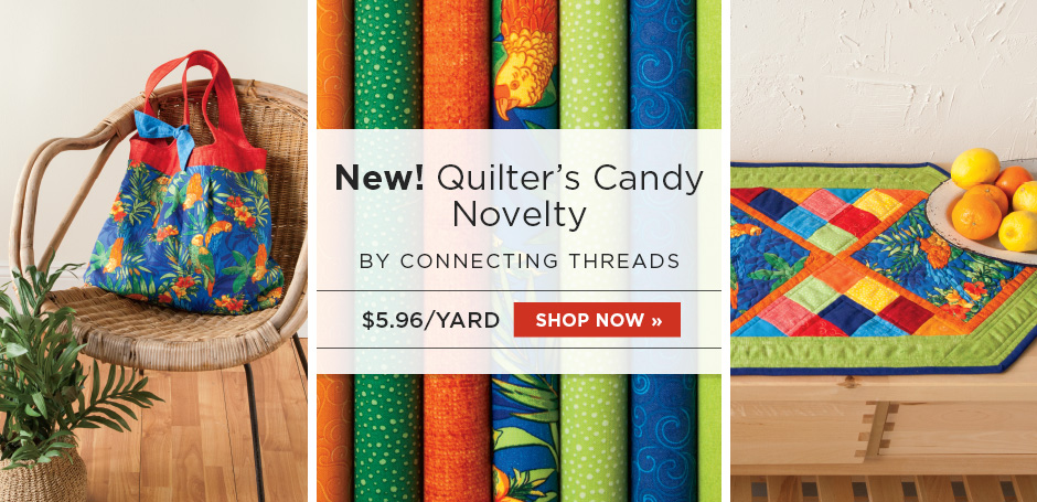 Quilter's Candy Novelties