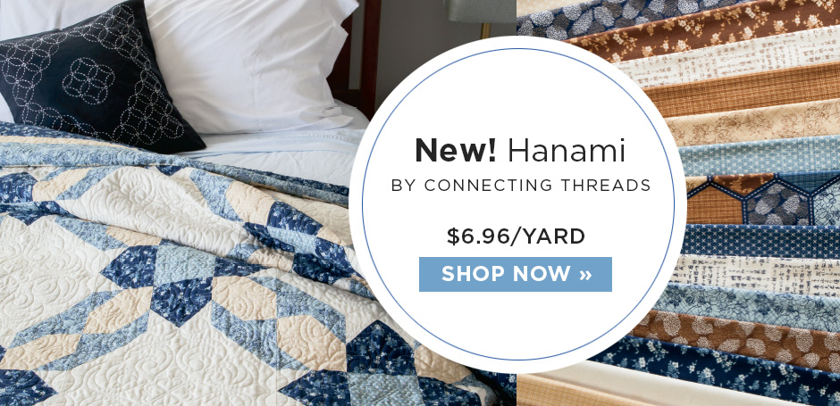 Hanami Fabric Collection