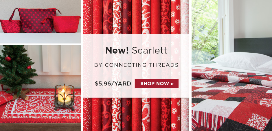 Scarlett Fabric Collection