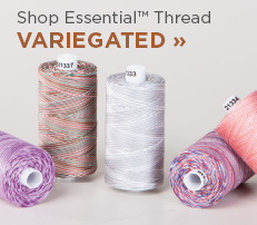Essential Cotton Variegated Quilting Thread