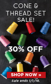 Thread Sale! Cones & Sets