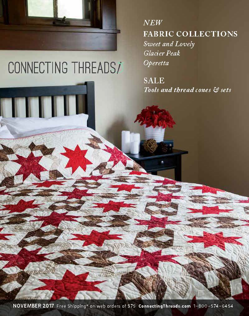 Your Pattern Library - ConnectingThreads.com - Exclusive Quilting ... : quilting catalogs free - Adamdwight.com