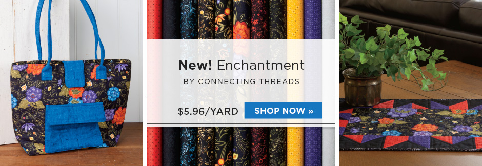 Enchantment Fabric Collection
