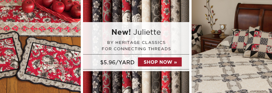 Juliette Fabric Collection
