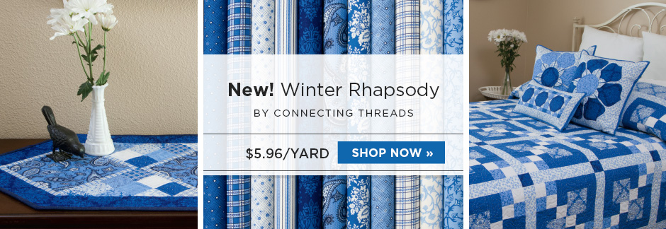 Winter Rhapsody Fabric Collection