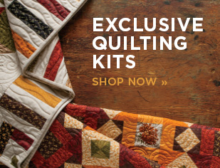 Exclusive Quilting Kits