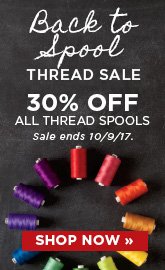 Back to Spool Sale