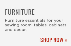 Sewing Tables & Cabinets