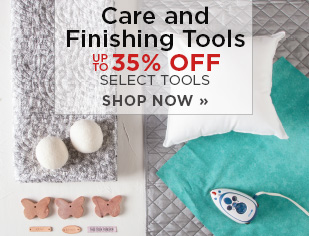 Care and Finishing Tools