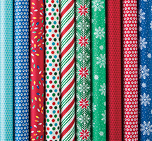 Holiday Lights Quilting Fabric