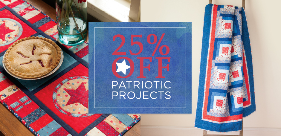 Patriotic Projects Sale