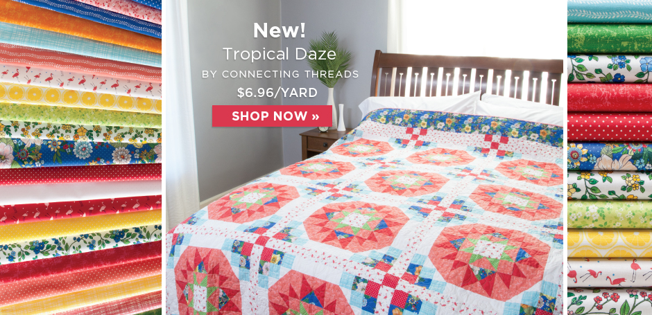 Tropical Daze - Homepage Rotator