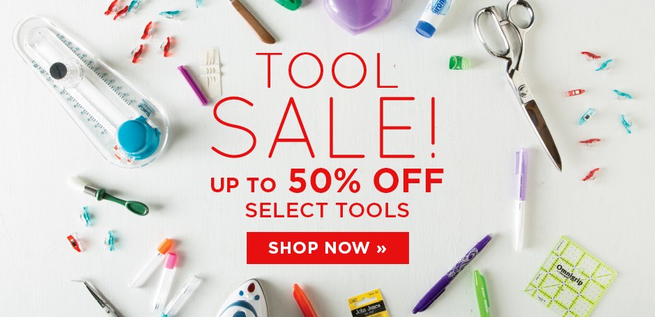 Tool Sale - Homepage Rotator