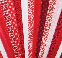 Scarlett Quilting Fabric