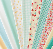 Lily Quilting Fabric