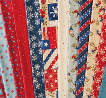 Patriot Picnic Quilting Fabric