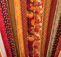 Autumn Lane Quilting Fabric
