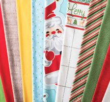 Christmas Fun! Quilting Fabric