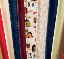 Hometowne Quilting Fabric
