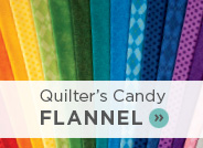 Cotton Flannel Quilting Fabrics