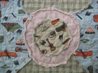 Applique raw edge prep connectingthreads this is a great method for baby quilts because its fast and the edges are soft and can take a beating spiritdancerdesigns Images